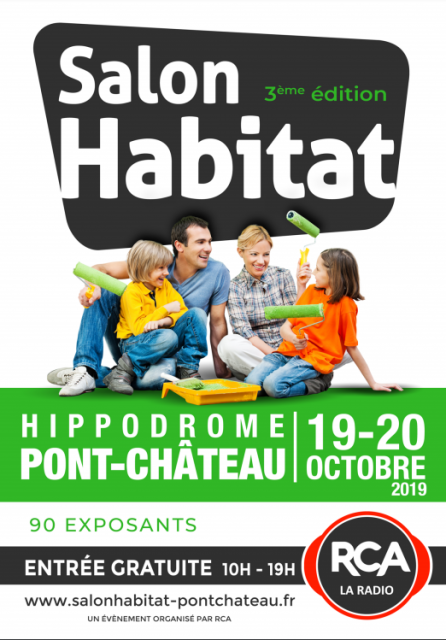 Salon de l'habitat à Pont-Château