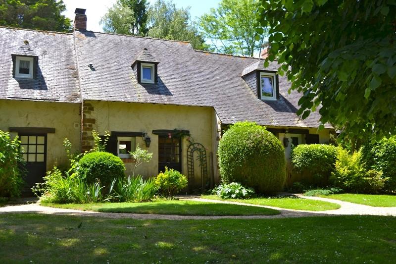 Cottage de la Bretesche Missillac  au coeur d'un parc arboré