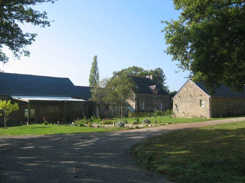 Les bâtiments du Forsdoff