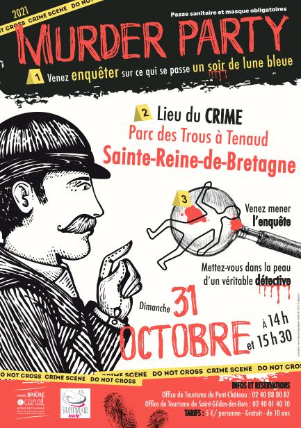 Murder party Ste Reine de Bretagne